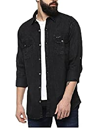 acfa9e182d9 Urbano Fashion Men's Shirts Online  Buy Urbano Fashion Men's Shirts ...