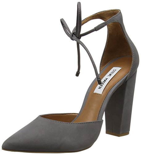 Steve Madden Damen Pampered Pump Pumps Grau (Grey)