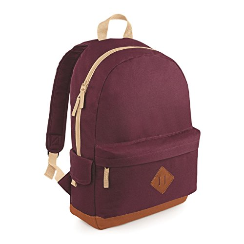 bagbase-heritage-rucksack-burgundy