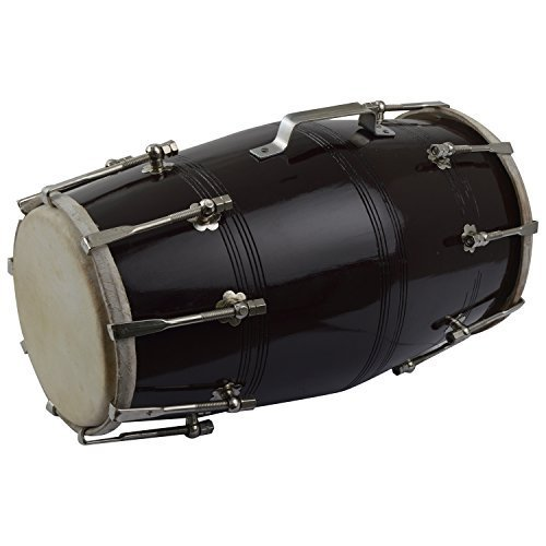 Schraube Fitted Dholak