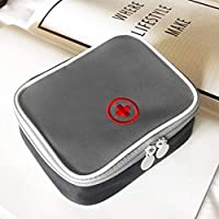 Outdoor-Reise-Verbandskasten Portable Storage Bag Camping Notfall Fall (Farbe: grau) (Größe :) preisvergleich bei billige-tabletten.eu