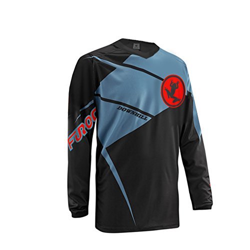 Uglyfrog 2018 Lange Ärmel Jersey Frühlingsart Motocross Jersey Herren Mountain Bike Downhill Shirt Sportbekleidung Kleidung