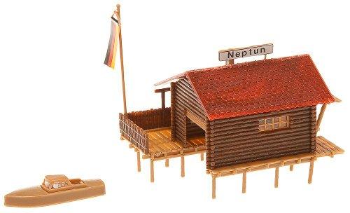 FALLER 130284 - Bootshaus Preisvergleich