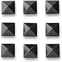 Dakine Pyramid Studs Black OS