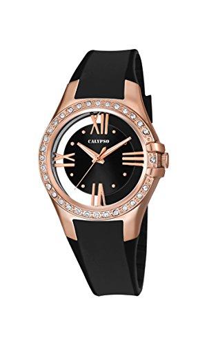 Reloj de Pulsera de Cuarzo K5680/4 de Calypso