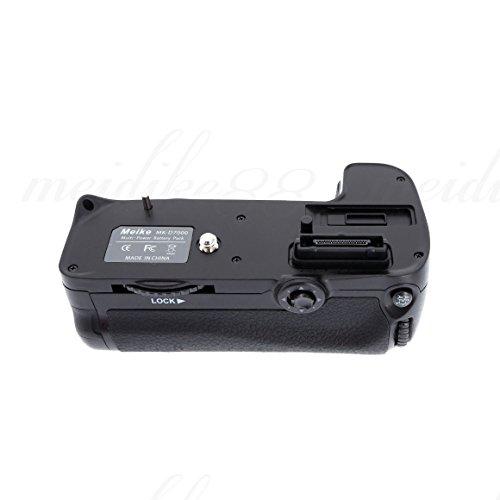 Meike Vertikale Multi Power Hand Batteriegriff Ersatz MB-D11 für Nikon D7000 DSLR Kamera Multi Power Battery Grip