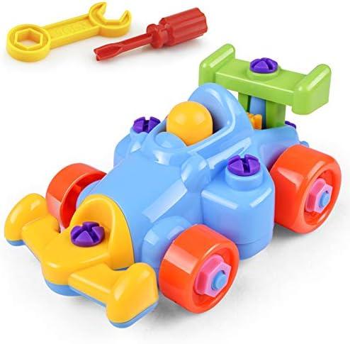 MOMEY   Puzzle et Jouets de démontage et à Assembler démontable Train et Outils Dessin animé Avion, Voiture, | Soyez Bienvenus En Cours D'utilisation