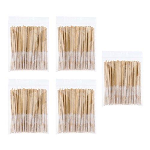 Sm sunnimix 300 pezzi bastoncini cotone tampone borsa contenitore medicinali domestico