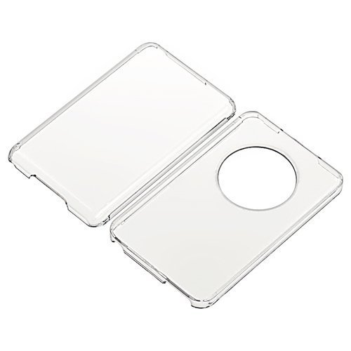 sodialr-snap-on-case-compatible-with-apple-ipod-classic-clear