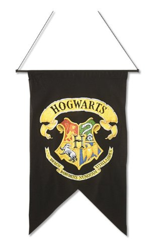 Harry Potter Party Deko Hogwarts Banner Fahne Halloween