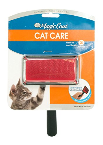 Four Paws Magic Coat Cat and Kitten Brush by Four Paws (Touch-slicker)