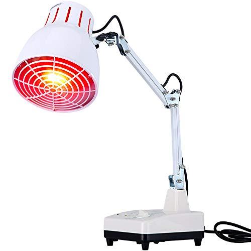 YLTTZ TDP Lampe Infrarot Therapie Akupunktur Licht Für Mineral Therapy Arthritis Schmerzlinderung Von Muskelschmerzen Mit Einstellbarer Zeit 100W -