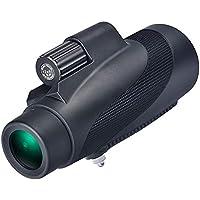 12x50, HD De Alta Potencia, Monocular, Visión Nocturna con Bajo Nivel De Luz, Visualización De Conciertos