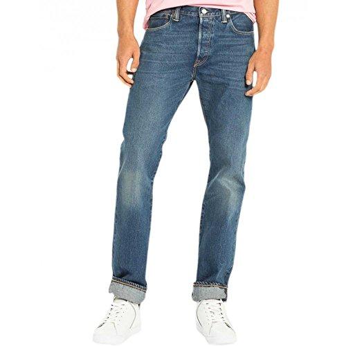 Levi's Herren Jeanshose 501 Levi's Original Fit Blau