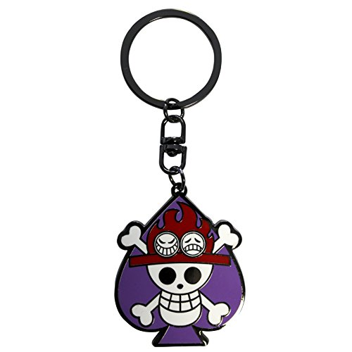 ABYstyle - ONE PIECE - Llavero - Skull Ace