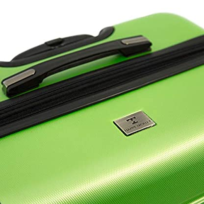 Happy-Trolley-Lugano-Hartschalen-Koffer-Trolley-4-Rollen-TSA-S-M-L-Design-Kofferanhnger