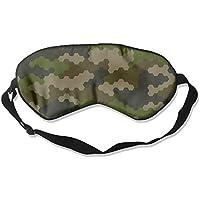 Camouflage Pattern 99% Eyeshade Blinders Sleeping Eye Patch Eye Mask Blindfold For Travel Insomnia Meditation preisvergleich bei billige-tabletten.eu