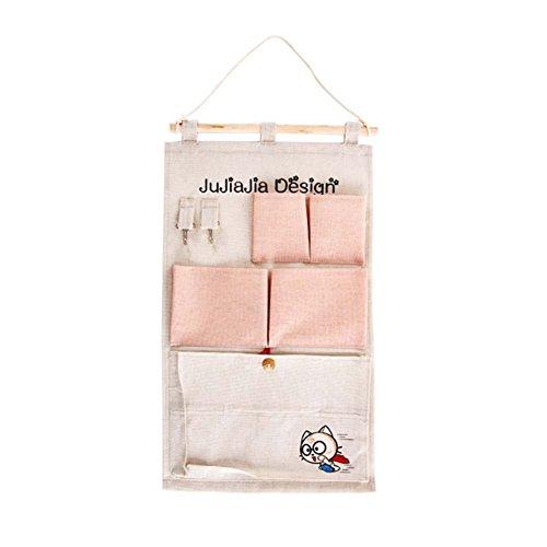 East Utopia Netter Wand-Tür-Schrank-hängende Speicher-Taschen-Organisator-Wand-Taschen -