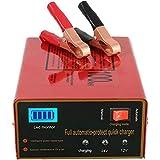 12V/24V Chargeur de batterie pour voiture intelligent automatique Mainteneur, au Lithium, Plomb Acide batterie, 140W 6Ah à 10
