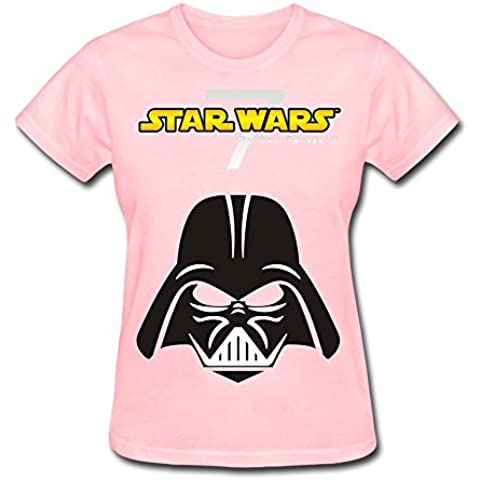 Women's Star Wars: The Force Awakens Darth Vader Logo T-shirtYILIAX11152XXXX-L