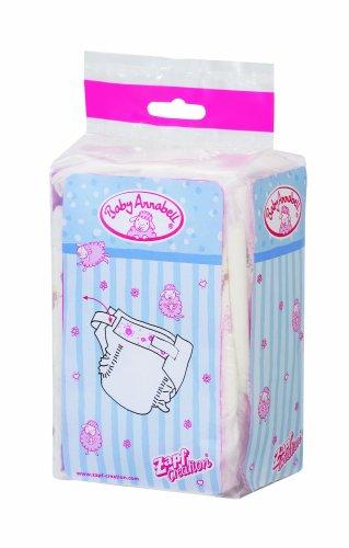 Preisvergleich Produktbild Zapf Creation 760246 - Baby Annabell Windeln, 5 Stück