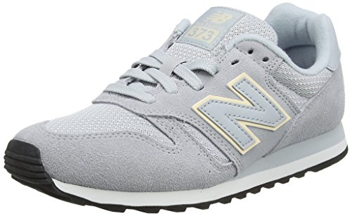 New Balance Damen Sneaker, Grau (Grey), 38 EU (5.5 UK) (Balance Damen)