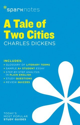 Tale of Two Cities by Charles Dickens, A (SparkNotes Literature Guide) by SparkNotes Editors (2014-03-07)