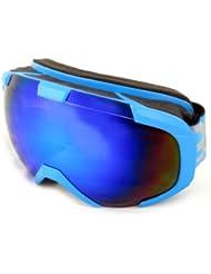 NAVIGATOR RHO, gafas de esquí y snowboard, unisex, talla única, blau