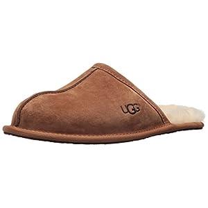 UGG M Scuff 5776, Pantofole, Uomo, Marrone, Chestnut, 43 EU