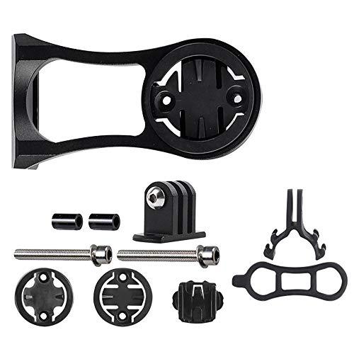 FOONEE - Soporte de extensión para Bicicleta aleación de Aluminio, para Garmin Edge GoPro Sports...