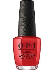 OPI Danke-Shiny Red, 15 ml