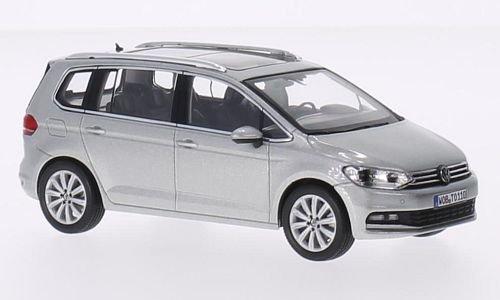 Preisvergleich Produktbild VW Touran, silber, 0, Modellauto, Fertigmodell, I-Norev 1:43