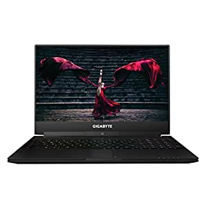Gigabyte AERO 15W-CF2 15.6-Inch LCD Notebook - (Black) (Intel I7-7700HQ, 16 GB RAM, 512 GB SSD, NVIDIA GeForce GTX 1060, Windows 10)