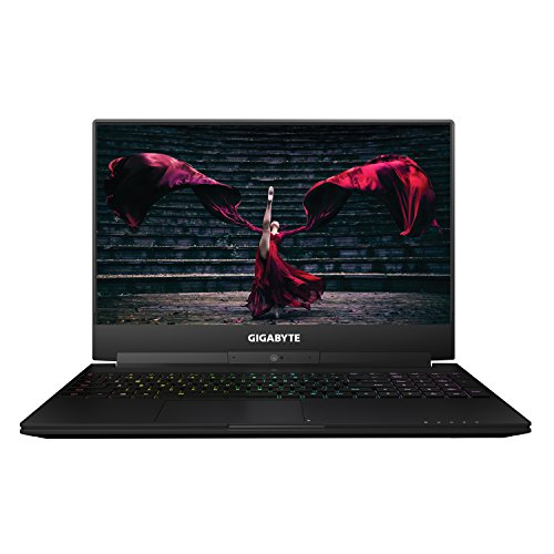 Gigabyte AERO 15W-CF3O 15.6-Inch Notebook - (Orange) (Intel i7-7700HQ, 16 GB DDR4, 512 GB SSD, Nvidia GeForce GTX 1060, Windows 10 Pro)
