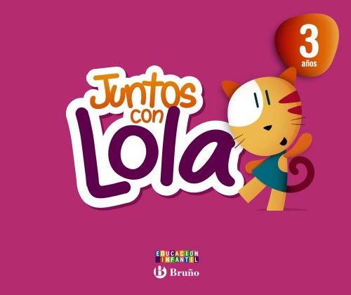 Juntos con Lola 3 años: Pack (Juntos con... Lola, Max y Zeta) - 9788421675335