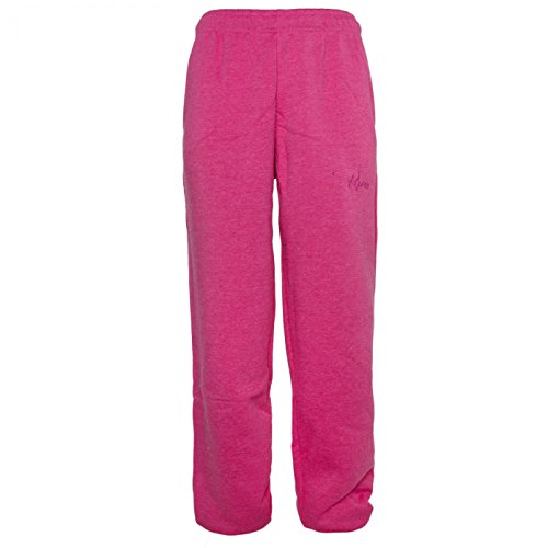 Redrum Unisex Jogginghosen »Plain Pant« Pink-Melange