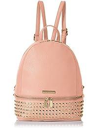 Stella Ricci Women's Backpack Bag (Peach) (SR169BPEA)