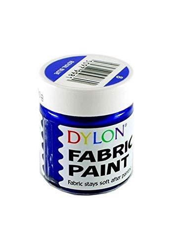 DYLON FABRIC PAINT DYE [#8 ROYAL BLUE,1]