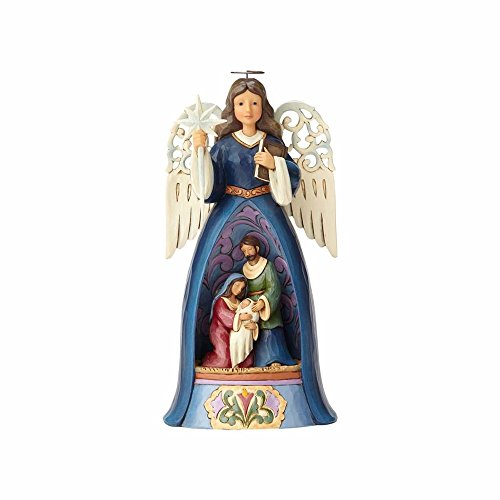 Heartwood Creek A Saviour For All (Nativity Angel) -
