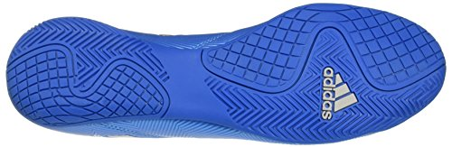 adidas Herren Messi 16.4 in Fußball-Trainingsschuhe Blau (shock Blue/matte Silver/core Black)