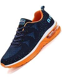 91a503d4bca smarten Hommes Femme Basket Mode Chaussures de Sports Course Sneakers  Fitness Outdoor Run Shoes Running Respirantes
