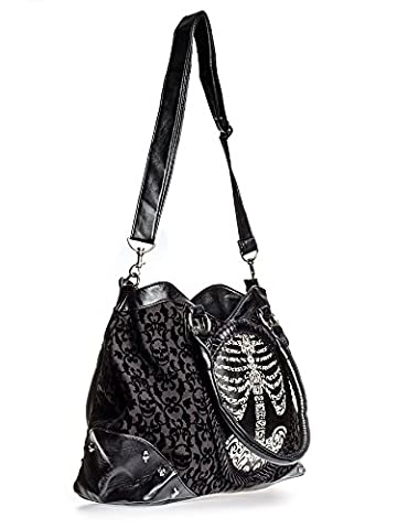 Sac A Main Rock - Banned Skeleton Frame Sac A Main