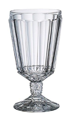 Villeroy & Boch Charleston Verre à vin blanc, 270 ml, Cristal, Transparent