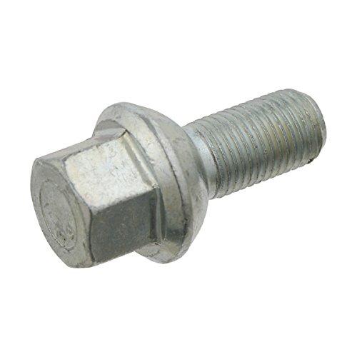 febi bilstein 09805 Radschraube M14 x 1,5 für Stahlfelge (Vorderachse, Hinterachse)