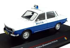 Dacia 1300 Polizei Rumänien 1:43