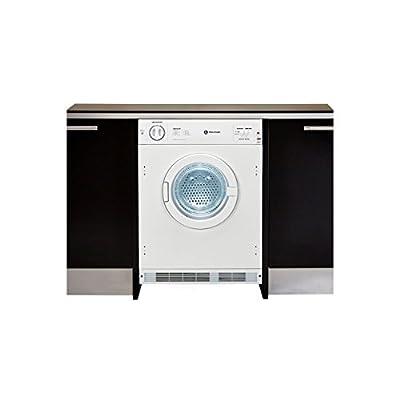 White Knight C8317WV Intergrated 7Kg Sensing Vented Dryer in White