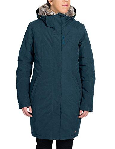 VAUDE Damen Women's Zanskar Coat Jacke, Dark Petrol, 40