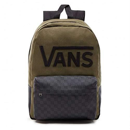 Zaino vans new skool backpack VN0002TLNDZ 000