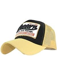 Gorra bordado letras malla hombre mujer sombrero bebé gorra fashion de  béisbol ocio deporte elegantes jpg 70c724af5b2