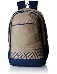 Aristocrat Zing 25 Ltrs Fawn Casual Backpack (BPZING2FWN)